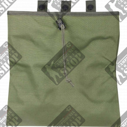 Viper Foldable Dump Bag Green