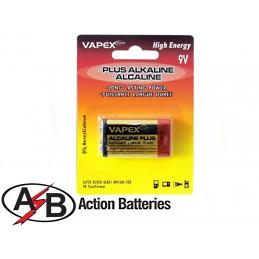 Alkaline 9v - Vapex by AB...