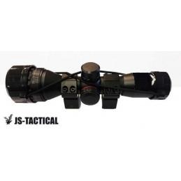 JS Tactical OTTICA ZOOM 4X...