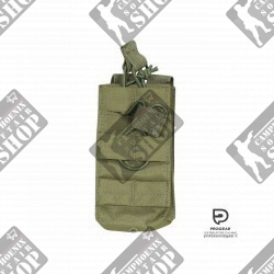 SINGLE DUO MAG POUCH OD