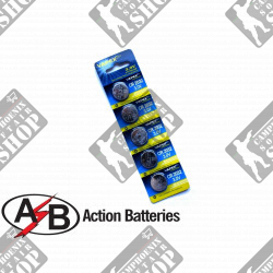 LITHIUM BATTERY 3V CR2032 -...