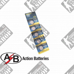 LITHIUM BATTERY 3V CR1620 -...