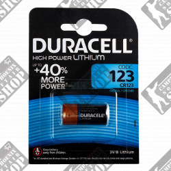 DURACELL ULTRA PHOTO CR123...