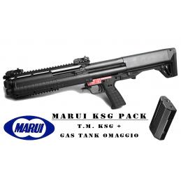 Tokyo Marui KSG Gas Shotgun...