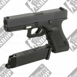 WE Pistola a Gas G17 Gen4 Nera