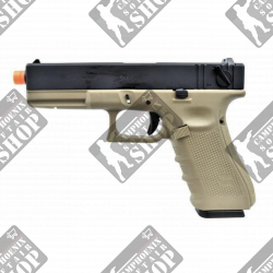 WE Pistola a Gas G18 Gen4...