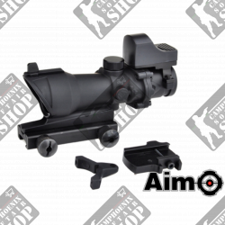 Acog 4x32 Scope con mini...