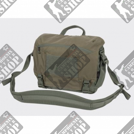 Urban Courier Bag Medium - Cordura - Coyote/Adaptive Green Helicon-Tex
