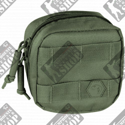 Mini Utility Pouch Green Viper