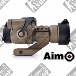 Aim-O M2 Red Dot Tan
