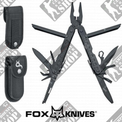 BLACK FOX MULTITOOL BLACK...