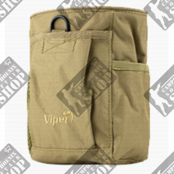 Elite Dump Bag Coyote Viper