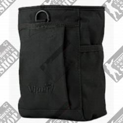 Elite Dump Bag Black Viper