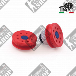 Testa pistone RED POWER con...
