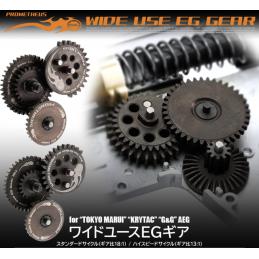 Wide Use EG Gear...