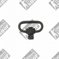QD Sling Swivel Black Metal