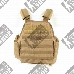 Mil-Tec Plate Carrier West...