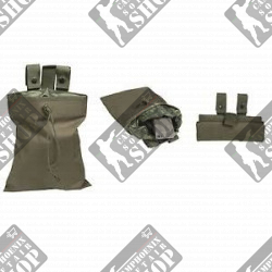 Mil-Tec Empty Shell Pouch Oliv