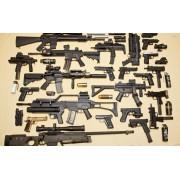 Fucili e Pistole